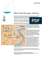Huangpu and Suzhou Creek
