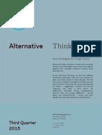 AQR Alternative Thinking 3Q15