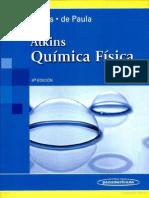 Quimica Fisica - Atkins & de Paula - 8va Edicion - Español
