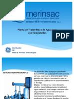 Presentacion Medtech Sac - Planta de Agua