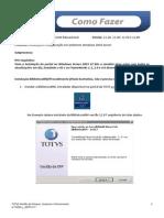 InstaInstalação do Portal CorporeRM