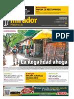 Edición impresa del domingo 04 de octubre de 2015