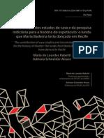 MARIA BADERNA -