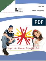 Boletin Otoño 2009 C.R.E.SP