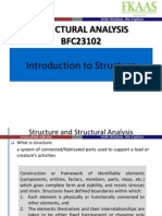 Structure Analysis - Chapter 1