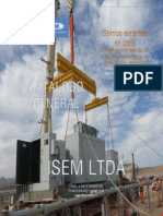 Catalogo General Isem Ltda