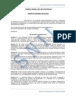Ds 003-82-Pcm Regimen Laboral Del Sector Público