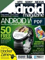 Android Magazine Issue 38 - 2014 UK