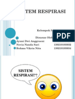 5. Sistem Respirasi Ppt