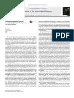 Chemosensory Disturbances-Associated Nanocholinergic Dysfunction- The Case of, Not Only, Myasthenia Gravis