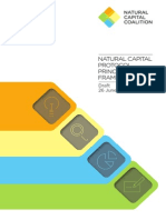 NCC Natural Capital Protocol Principles and Framework Brochure