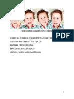sindrome de tourette- Neurociencias