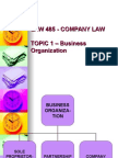 TOPIC 1 - BUSINESS ORGANIZATION (edited) (1).ppt