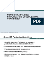 Cisco Ios Packaging