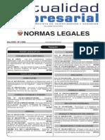 Ds 013-2012-Vivienda Modifican Arts Del Reglamento de La Ley 29151