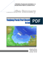 Lamong Bay English Executive Summary EIA 2010