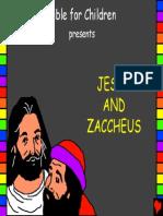 jesus and zaccheus english