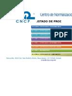 Listado de Productos Certificados 2014 (Actualizado)