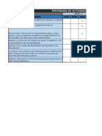Plan 2015 Sdaa