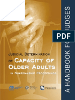 Judicial Determination of Diminished Capacity