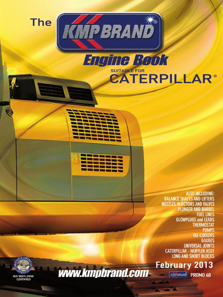 Caterpillar PLATE SPACER (6I4613) New Aftermarket By CTP