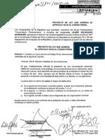 Proyecto de Ley Nº 4871/2015-CR