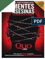 Feggy Ostrosky Mentes Asesinas La Violencia en Tu Cerebro 1