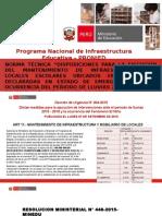 Norma Tecnica Resol 448-2015