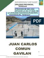 Losa Deportiva