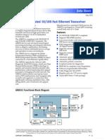 datasheet AR8032
