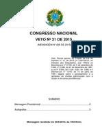 vetos PL 12-2015