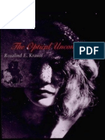 Optical Unconscious by Rosalind E Krauss
