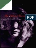 Optical Unconscious by Rosalind E Krauss