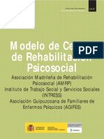 Modelo de Centro de Rehabilitacion Psicosocial