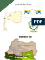 La región de los Rios (Chile) PPtx