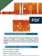 Prevencion y Control de Incendios 15-1