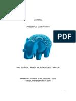 Memorias PostgreSQL Guia Practica