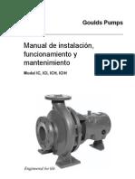 GOULDS PUMPS IOM IC ISO DIS Español.pdf