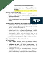 Balotario de Procesos y Operaciones Unitarias (1)