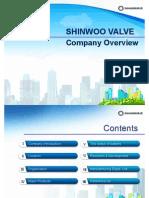 Company Introduction_Shinwoo Valve