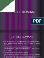 79435823 Cifrele Romane