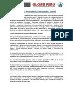 Ficha Informativa Programa de Capacitación GLOBE
