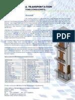 Elevator consultant VTME DUBAI BIM 3d Models