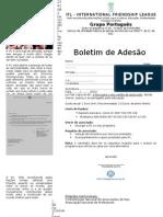 BOLETIM DE ASSOCIADO 1