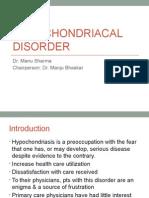Hypochondriacal Disorder