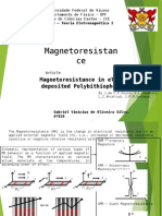 Magnetoresistance