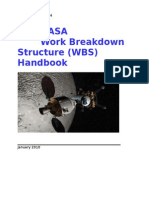 Work Breakdown Structure Nasa 2010
