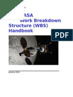 Work Breakdown Structure Nasa 2010