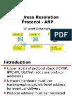 addressresolutionprotocol-121115085659-phpapp01