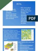 Karakteristik Peta